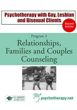 Relationships, Families and Couples Counseling - With Ron Scott