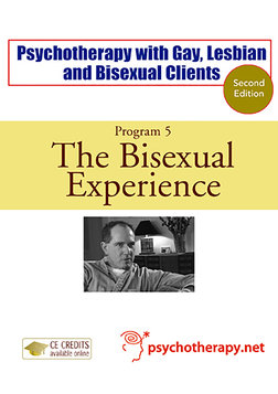 The Bisexual Experience - With Ron Scott
