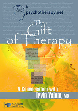 The Gift of Therapy - A Conversation with Irvin Yalom, MD
