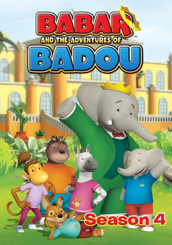 Babar and the Adventures of Badou Season 4