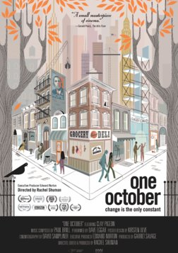 One October - A Portrait of New York City in October 2008
