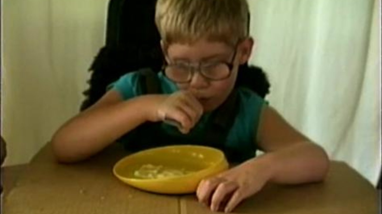 Self-Feeding in the Child with Special Needs