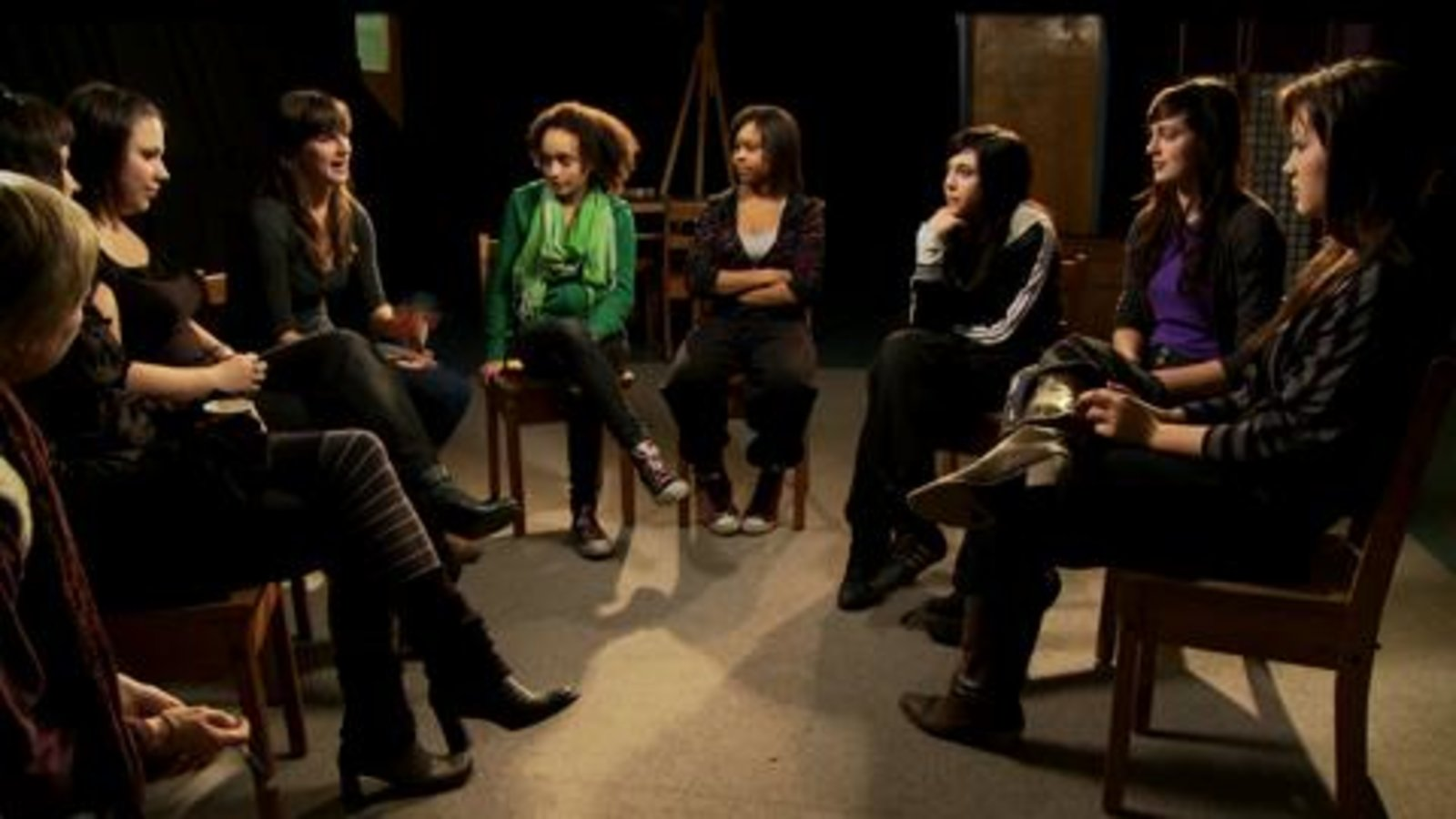 Staying Real - Teens Confront Sexual Stereotype