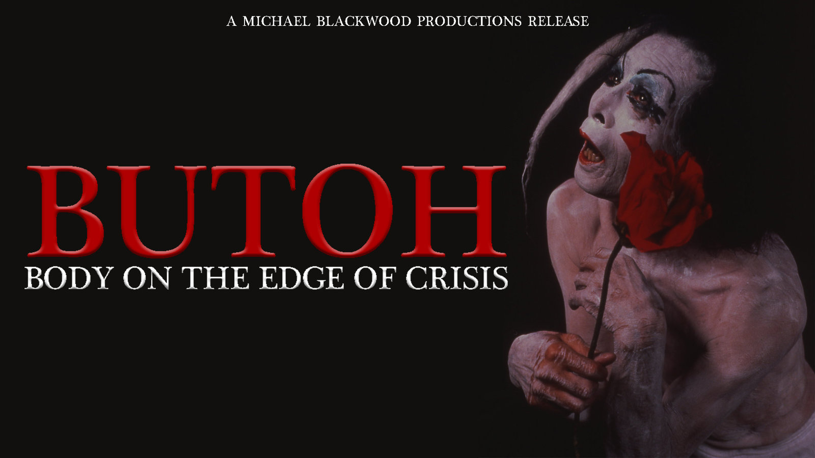 Butoh: Body on the Edge of Crisis