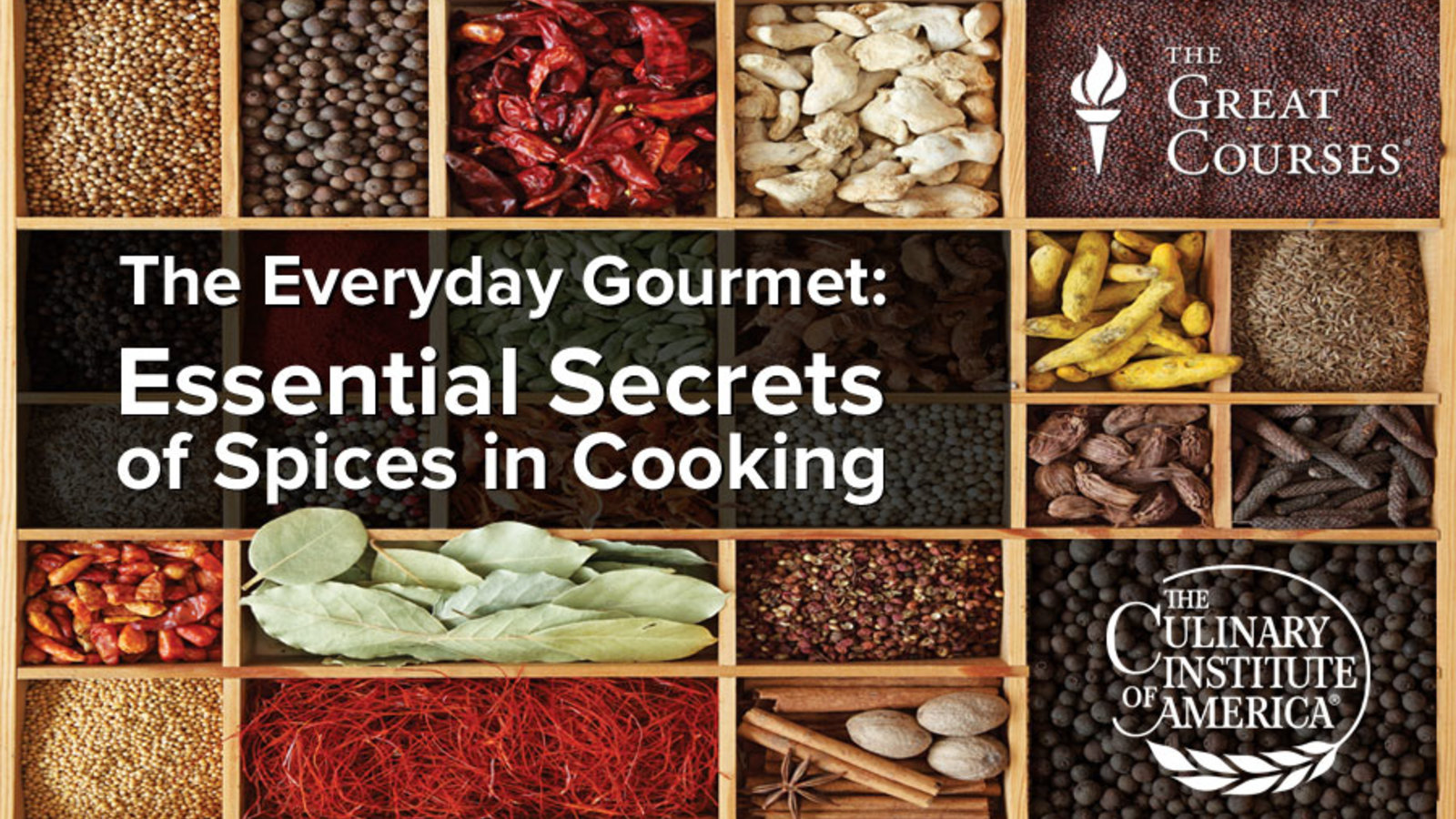 The Everyday Gourmet: Essential Secrets of Spices in Cooking