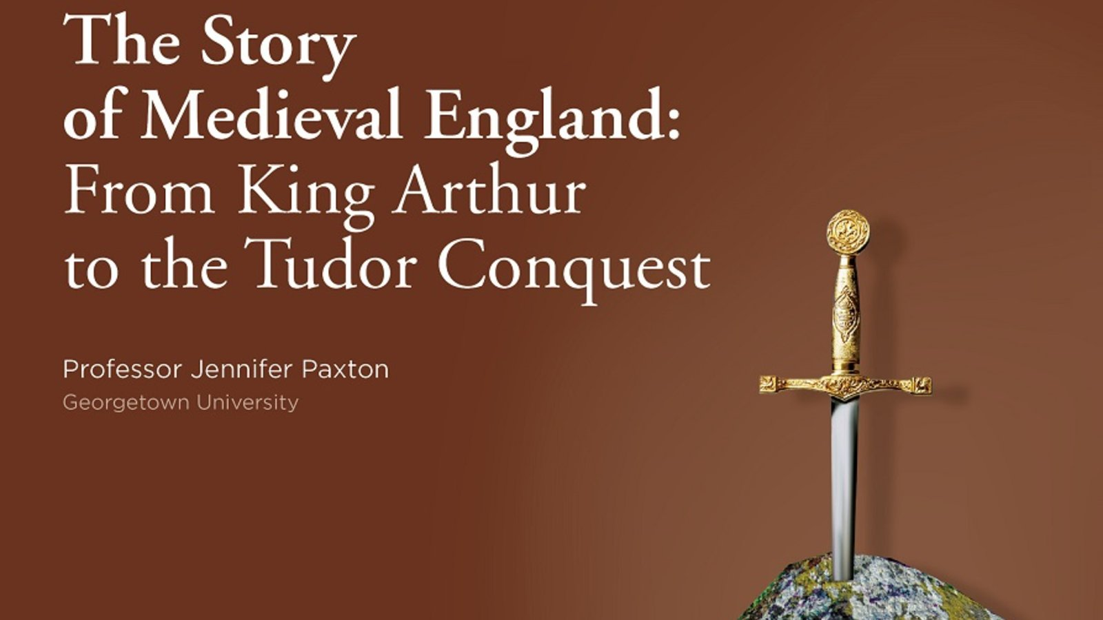 Story of Medieval England - From King Arthur to the Tudor Conquest