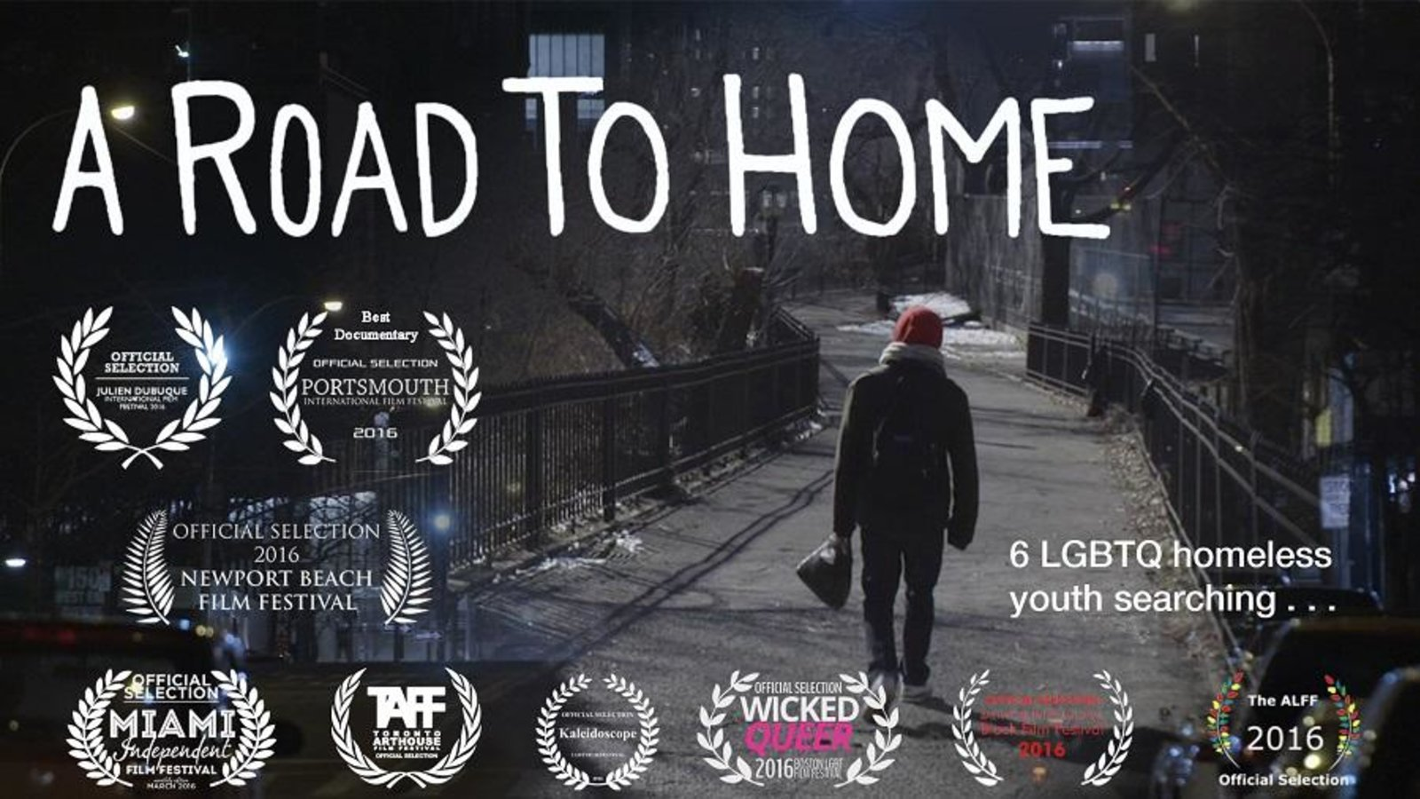 A Road to Home - Stories of Homeless LGBTQ Youth of New York City