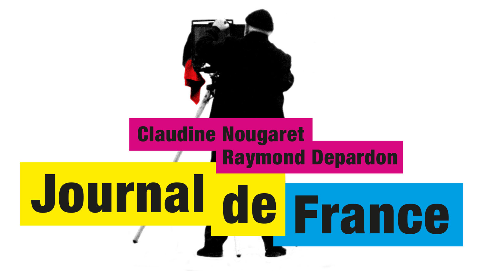 Journal de France - The Work of Renowned Photographer Raymond Depardon