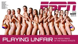 Playing Unfair - The Media Image of the Female Athlete