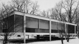 The Farnsworth House