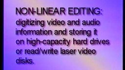 Basic Video Production: Editing