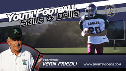 Youth Football Skills and Drills