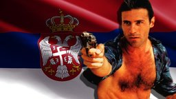 Slaughter Nick for President - An Actor Visits Serbia