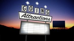 Going Attractions - The Definitive Story of the American Drive-In Movie