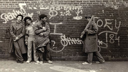 Wall Writers - Early Graffiti Artisits