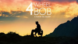 4 Wheel Bob - The First Wheelchair Hiker to Cross Kearsarge Pass